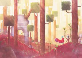 Color Memories by Orioto