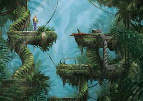 Amnesic Jungle