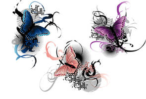 Butterflies by shortass205