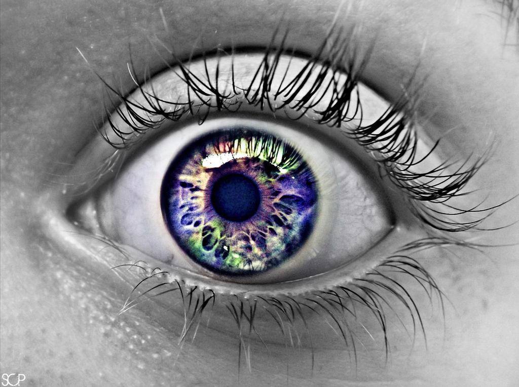 Super Colour Eye by SuperColourPhotos