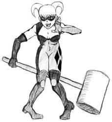 Harley Quinn by ulrich5000