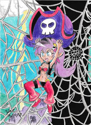 Shantae and the Pirate's Curse art piece by ulrich5000
