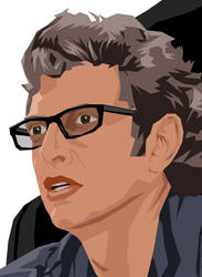 Dr Ian Malcolm by DoctorRy