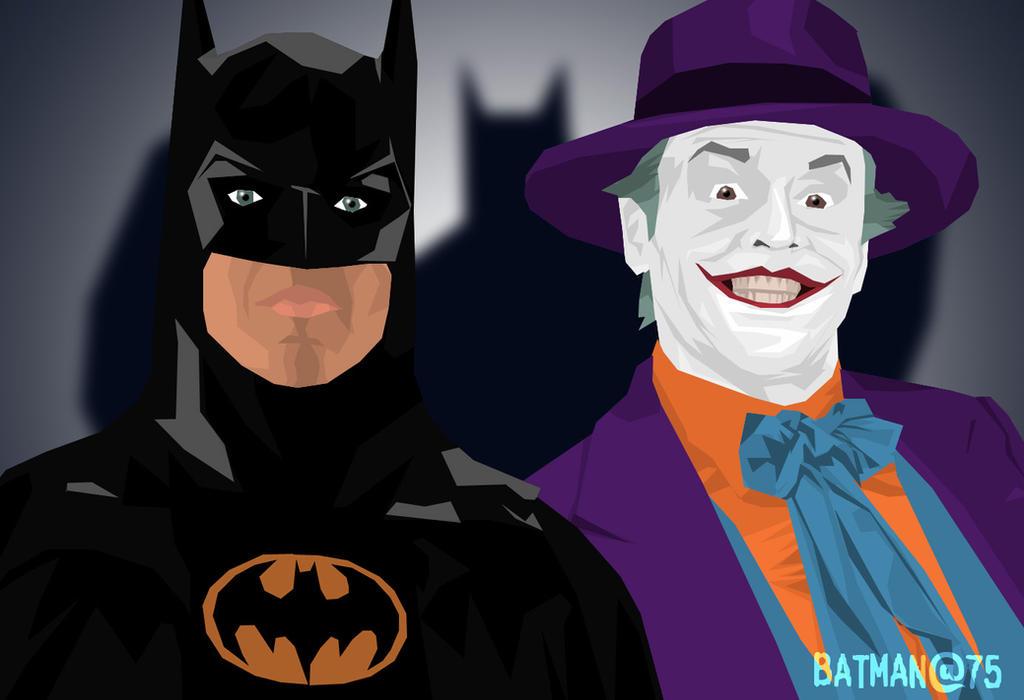 Batman@75: Batman by DoctorRy