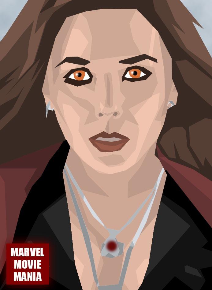 MMM: Scarlett Witch by DoctorRy