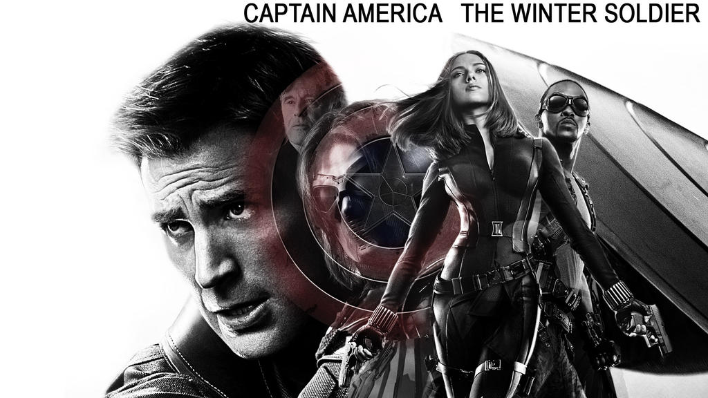 MCU Captain America: The Winter Soldier by DoctorRy