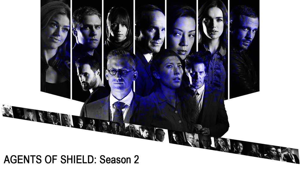 MCU Agents Of SHIELD Season 2 by DoctorRy