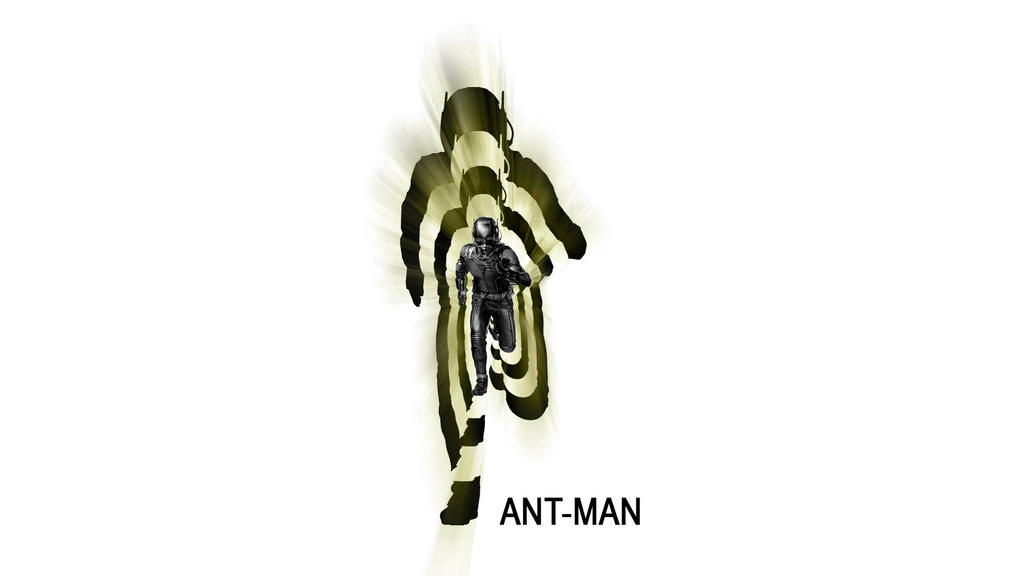 MCU Ant-Man by DoctorRy