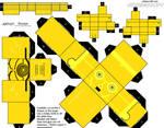 SW Cubeecraft C3PO