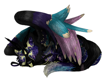 Raven-commission by Bear-Drool