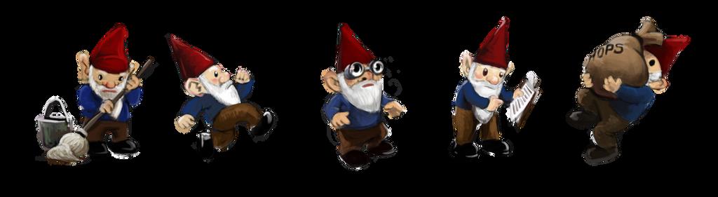 Dragon Brew Gnome Team (Box) by chillier17