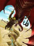 Goblin Dragon Handler