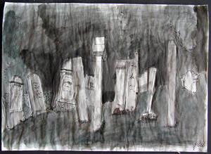 Jewish cemetery in Kremnica
