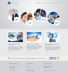 Business webdesign 4 by PiP3R-CZ