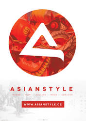Asianstyle poster