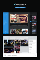 Discovery.com unofficial redesign