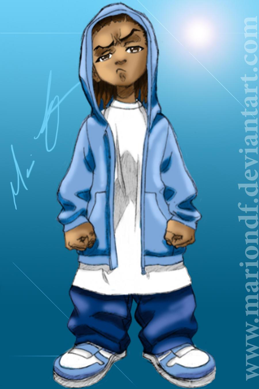 riley freeman gangsta