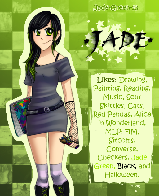 Jade-Green-13's Profile Picture