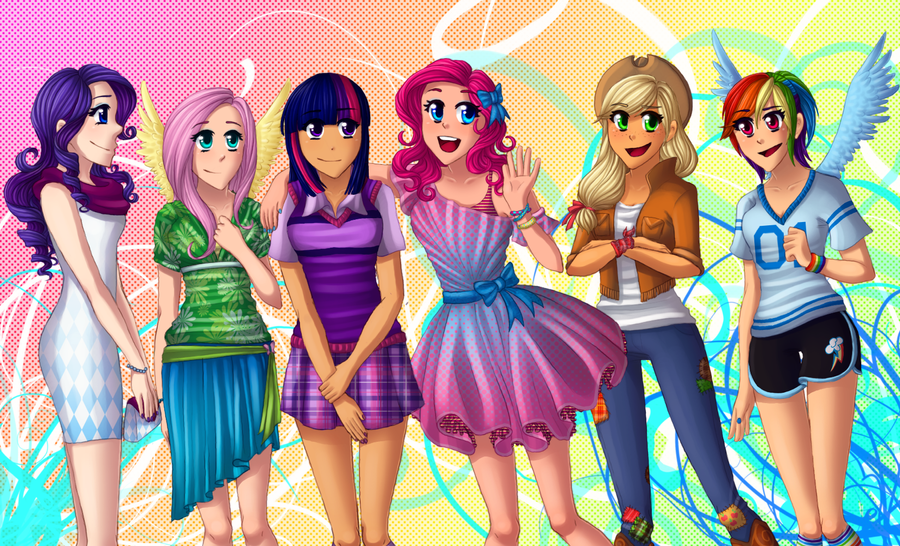 Friendship is Magic by Jade-Green-13