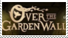 over the garden wall stamp