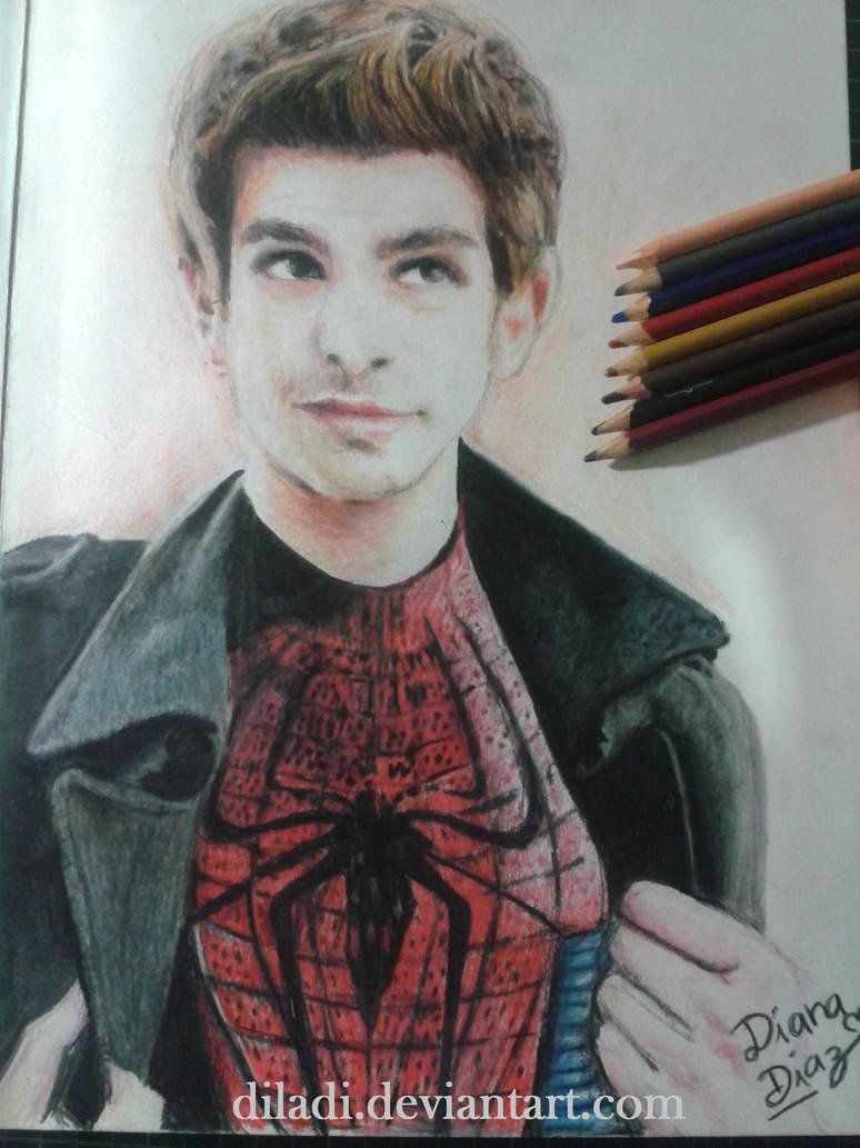 Peter Parker's secret by diladi
