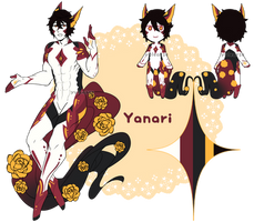 [MYO] Yanari by dragonyule