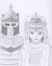Princess and Guard