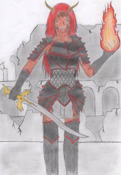Aleza Dragon Warrior V2.0