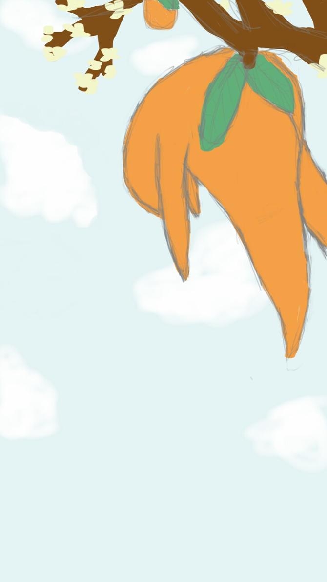 Fruit fairy- orange by scilentseasonsakura