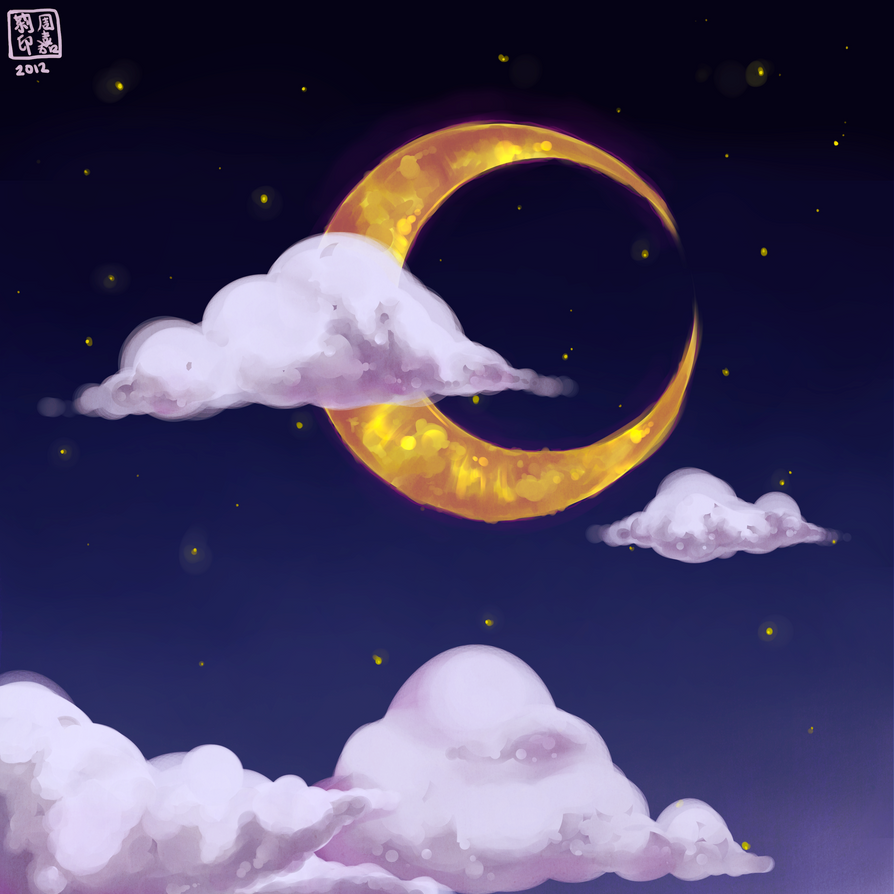 nightsky by onetealeaf