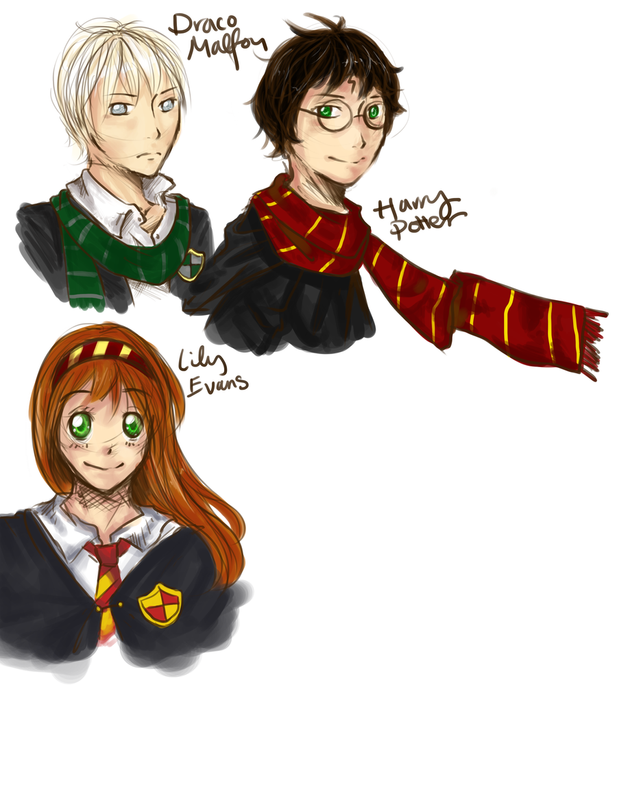 sketchdump hp by onetealeaf