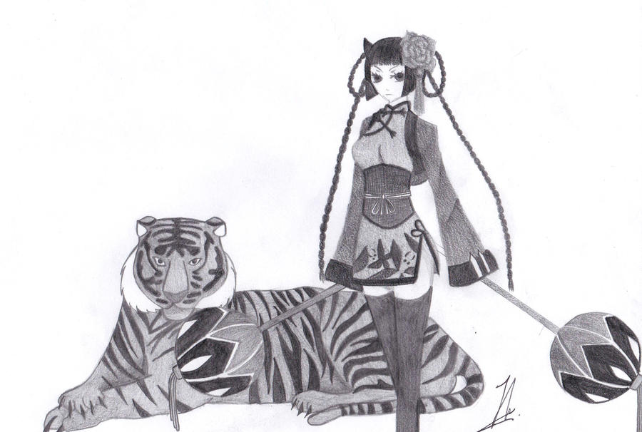 Kuroshitsuji: RanMao by IoaleKelina