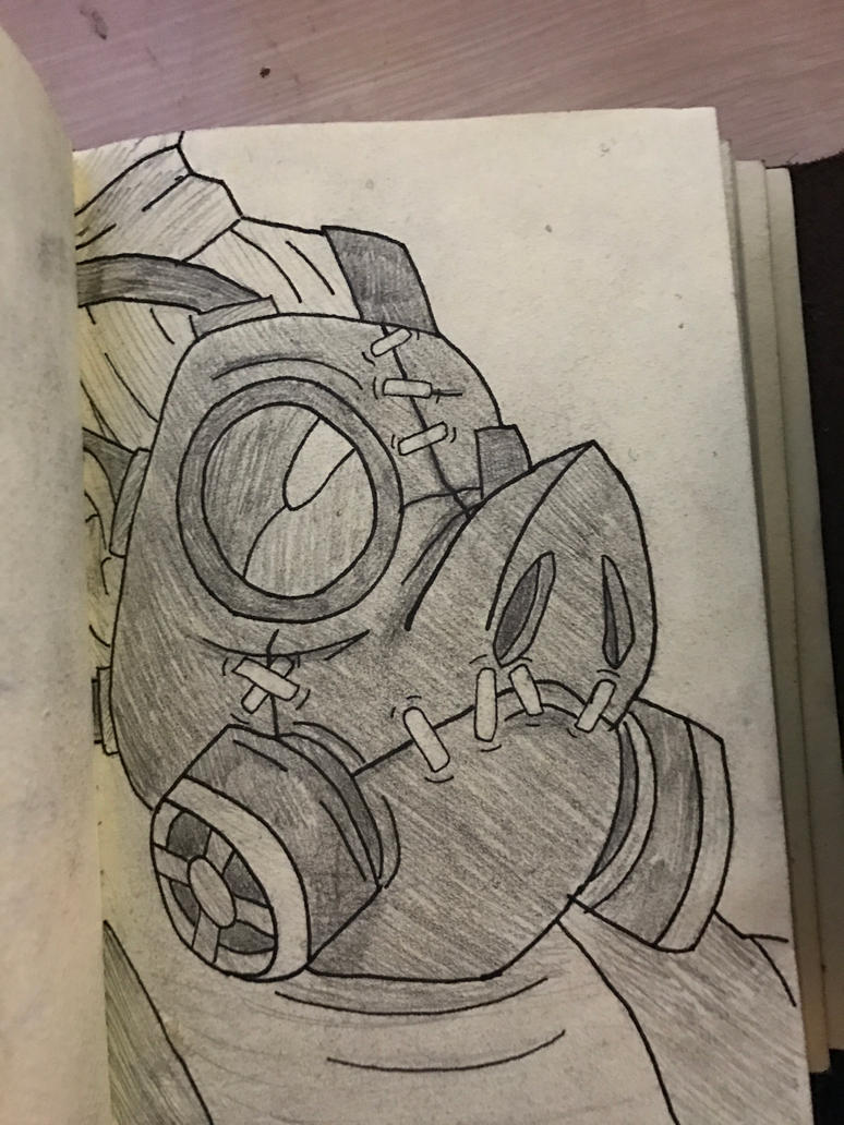 Roadhog by MasonDX