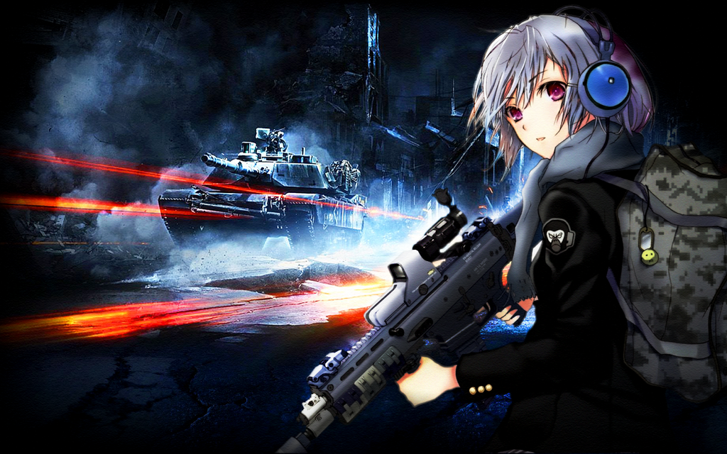Battlefield  Manga Wallpaper By Shimimaro