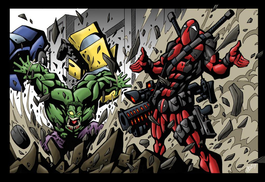 Hulk Vs Juggernaut Wallpaper 50778 Enews