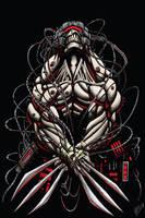 weapon x by VASS-comics