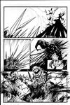 Murderthane extra page-inked by VASS-comics