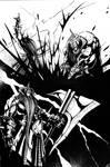 MurderThane montage by VASS-comics