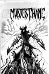MurderThane cover inks revised by VASS-comics