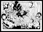 Venture brothers inked by VASS-comics