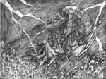 Murderthane ZUDA cover pencils by VASS-comics
