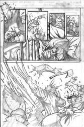 wolverine 3 by VASS-comics