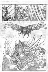 wolverine 2 by VASS-comics