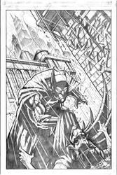 Batman script pg1 by VASS-comics