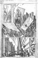 Red vs Green vs Lobo pg1 by VASS-comics
