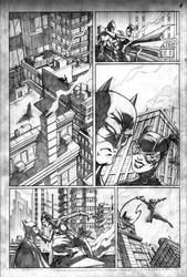Batman and Catwoman by VASS-comics