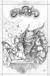 Shrugged cover by VASS-comics