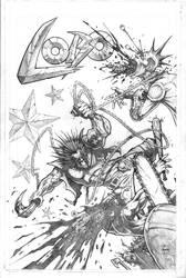 Lobo 2 by VASS-comics