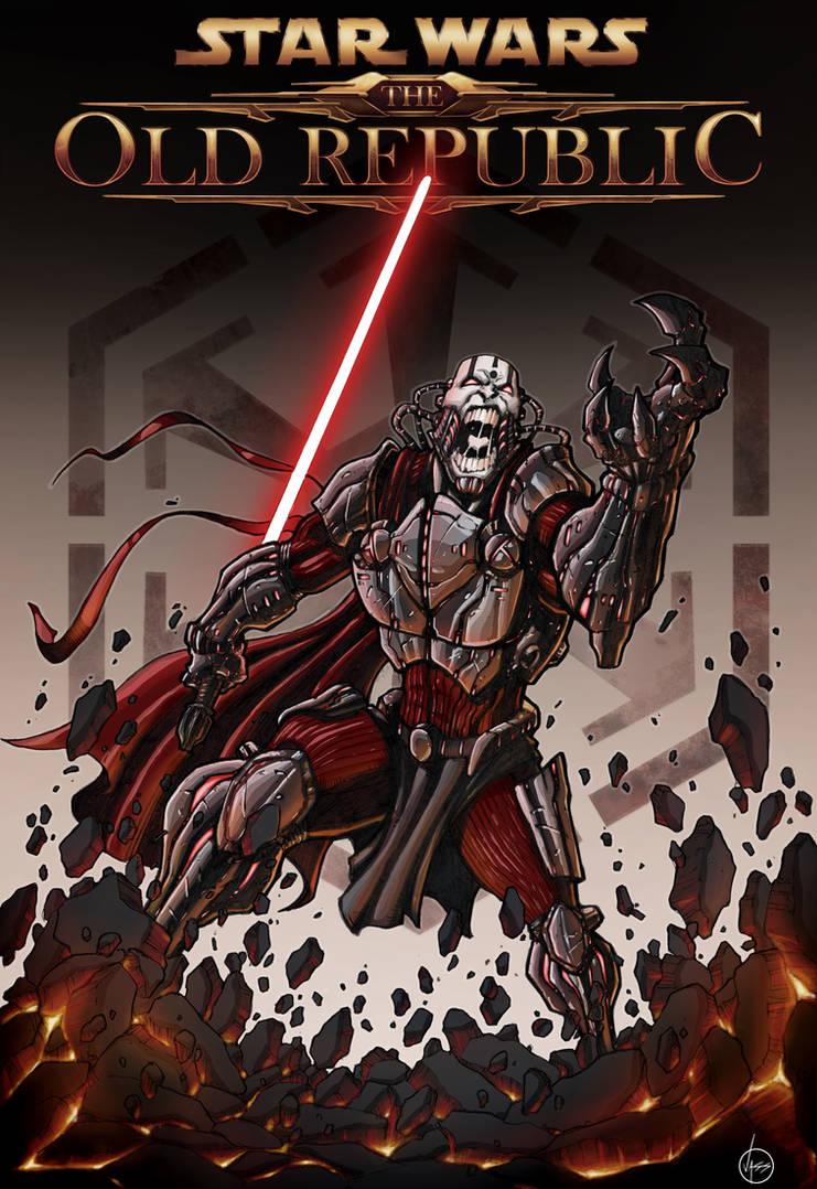 Sith Juggernaut by VASS-comics