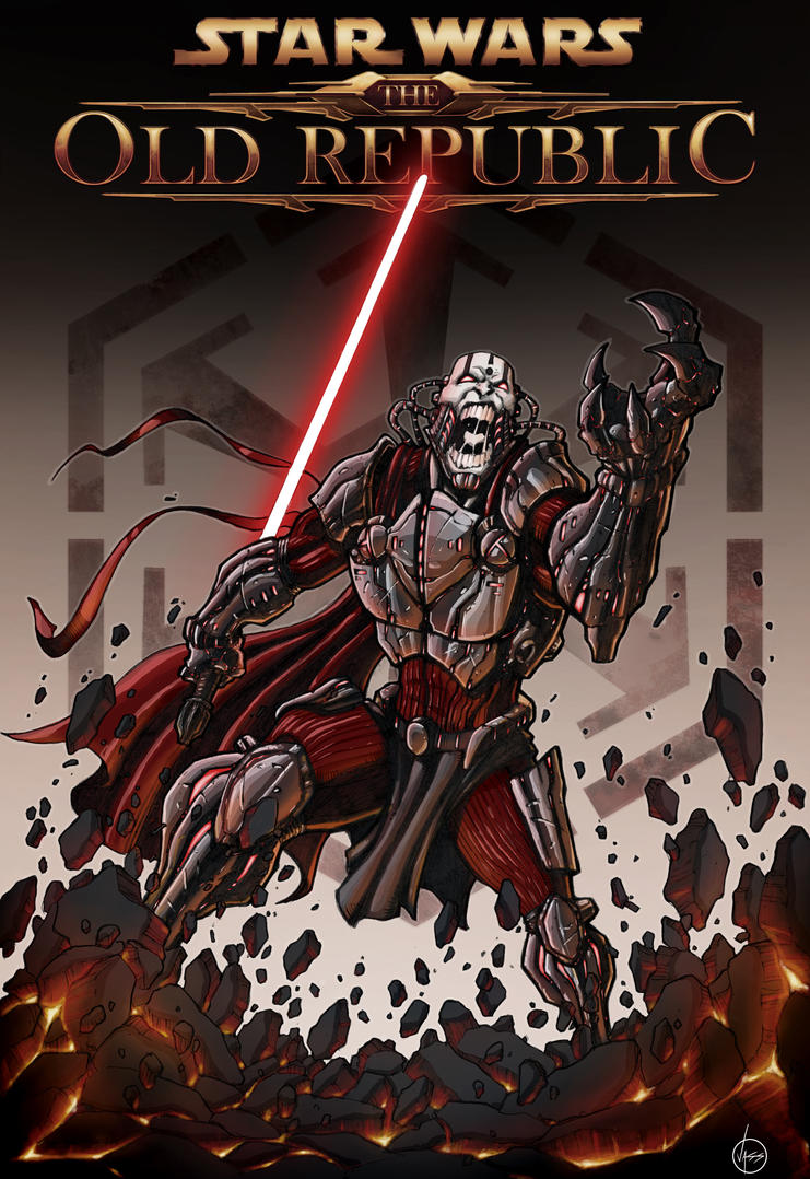 Sith Juggernaut by VASS-comics